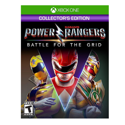 [INN03193] Juego Xbox One Power Rangers: Battle for the Grid