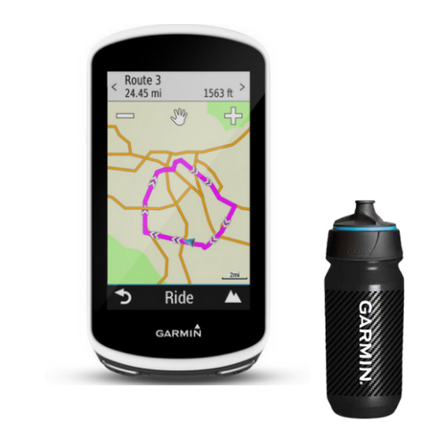 [INN03424] Combo Ciclocomputador Garmin Edge 1030 + Botella Garmin Carbon 500 ML