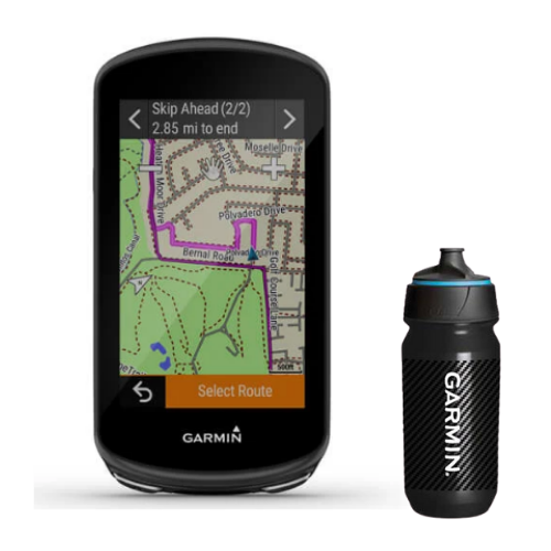 [INN03426] Combo Ciclocomputador Garmin Edge 1030 Plus + Botella Garmin Carbon 500 ML