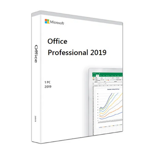 [INT7505] Licencia Microsoft Office Professional 2019 1 PC
