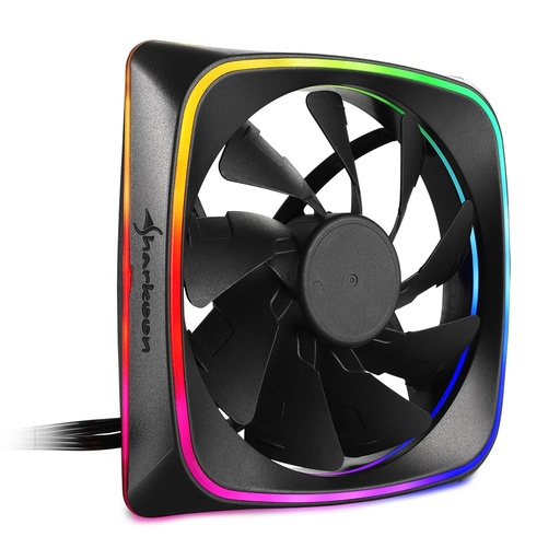 [INN04330] Ventilador Gaming Sharkoon RGB SHARK Lights