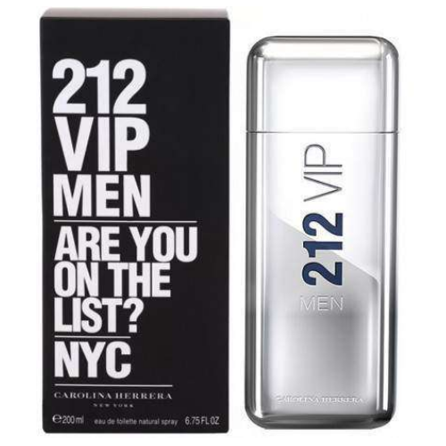 [INN04535] Colonia Carolina Herrera 212 VIP Men 200 ML Hombre