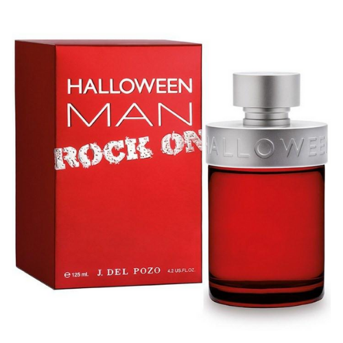 [INN04636] Colonia Jesus del Pozo Halloween Man Rock On 125 ML Hombre