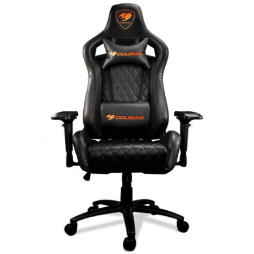 [INN0201] Silla Gaming Cougar Armor S Black