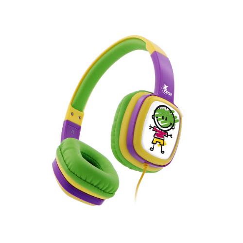 [INT2515] Xtech - Headphones - Wrd Kids XTH-350YL