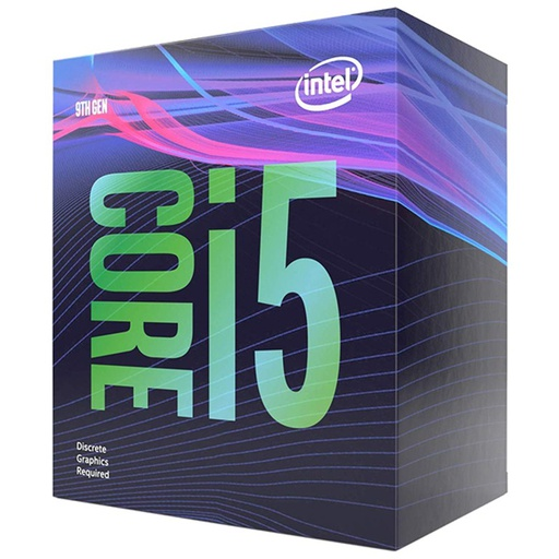 [INT3095] Intel Core i5 9400F - 2.9 GHz - 6 núcleos