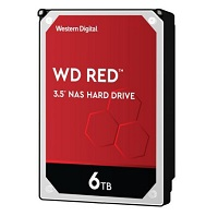 [INT3462] WD Red NAS Hard Drive WD60EFAX - Disco duro - 6 TB