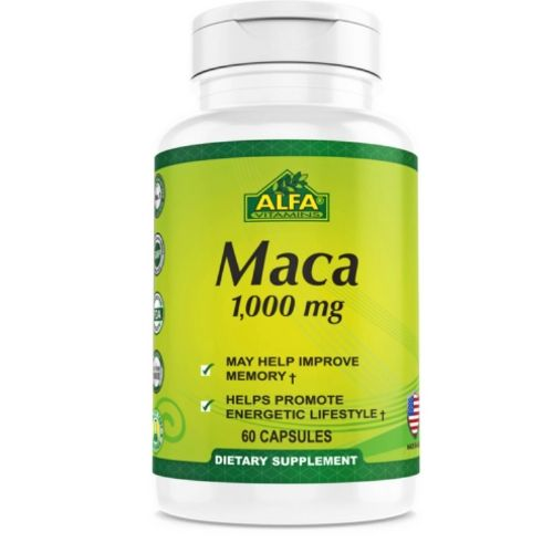 [INN0803] Maca Alfa 1000mg