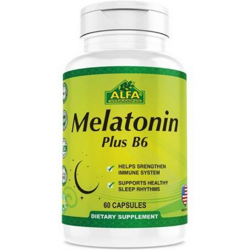 [INN0806] Melatonin + B6 Alfa