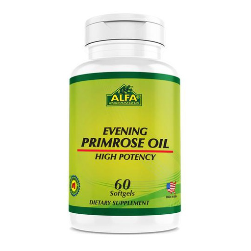 [INN0871] Vitaminas Alfa Evening Primrose Oil 60 Capsulas