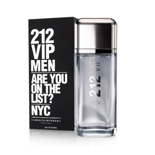 [INN01491] Colonia Carolina Herrera 212 VIP Men 100 ML Hombre