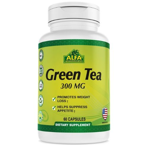 [INN0778] Green Tea Alfa