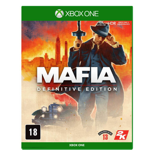 [INN02386] Juego Xbox One Mafia: Definitive Edition